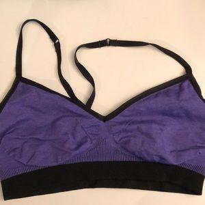 Lululemon Purple Sports Bra